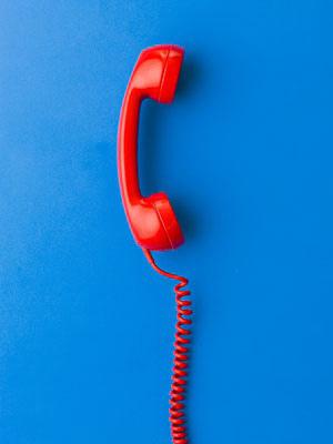 Bel even voor een afspraak